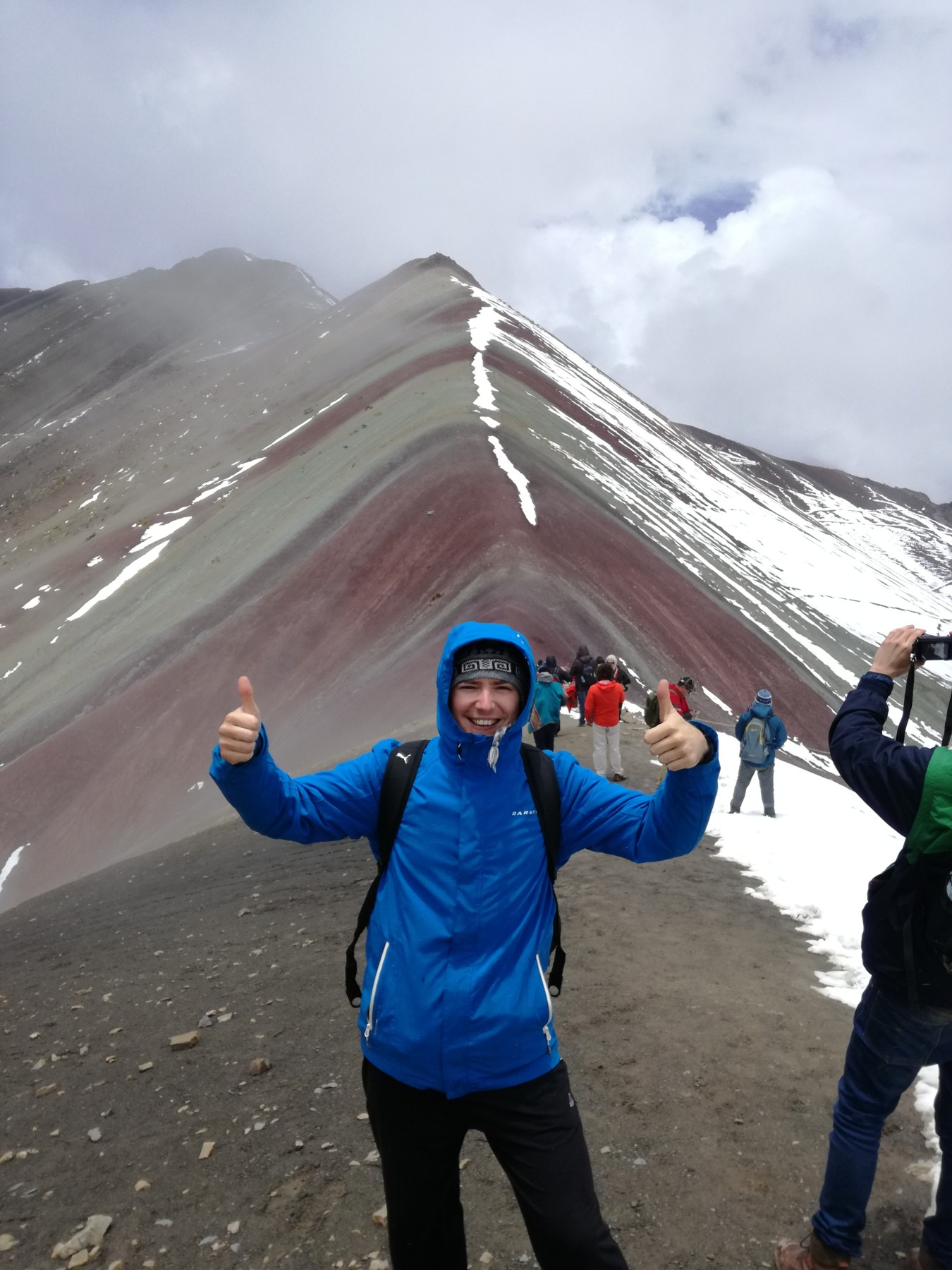 Peru – Rainbow Mountain
